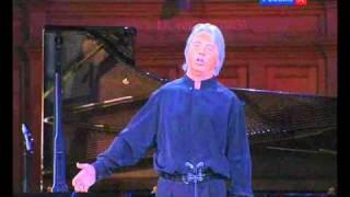 Dmitri Hvorostovsky - Don't Believe, My Friend (Rachmaninoff)