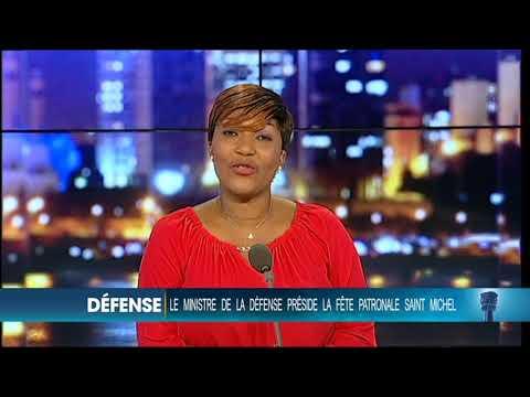 Le 20 Heures de RTI 1 du 23 septembre 2017 par Marie Laure N'Goran
