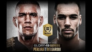 GLORY Redemption: Prelims