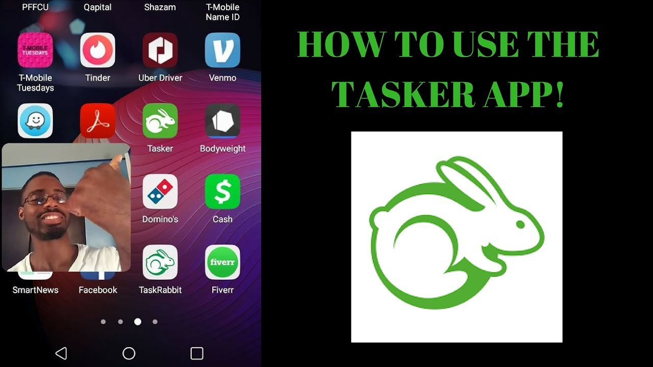 HOW TO USE THE TASK RABBIT APP TO MAKE MONEY!