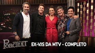 Baixar Programa do Porchat (completo) | Ex-VJs da MTV (03/04/2018)