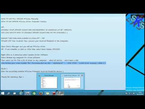 Mt65xx Preloader скачать драйвер для Windows 10 X64 - фото 9