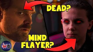 DARK Stranger Things Season 3 Theories That Might Be True!