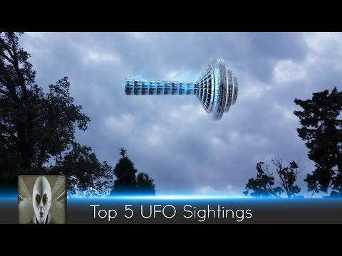 Top 5 UFO Sightings January 27th 2017