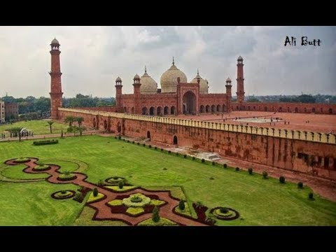 Badshahi Masjid Lahore Tour, Memorable Place - Pakistan