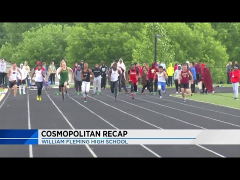 2017 Cosmopolitan Invitational team scores