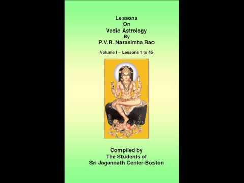 vedic astrology by pvr narasimha rao