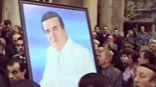 XALQ ARTİSTİ MƏMMƏDBAĞIR BAĞIRZADƏ