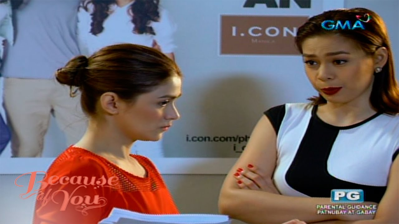 Because of You: Andrea and Patricia's parinigan moments