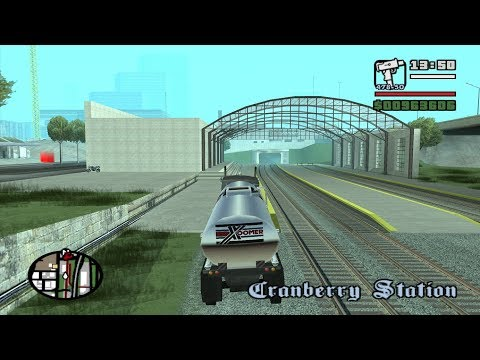 Chain Game 100 Mod - GTA San Andreas - Highjack - Toreno Mission 2
