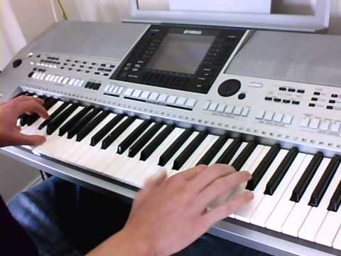 Summer Of 69 Bryan Adams Keyboard Youtube