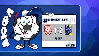Смотреть видео Финиш Спорт 1:2 Перспектива Москва-2 | Полный матч онлайн