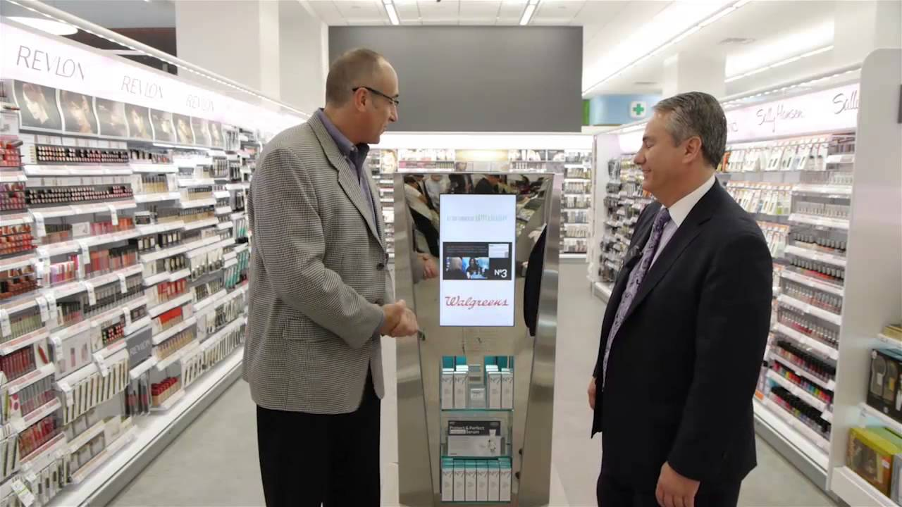 dsntv takes exclusive tour of walgreens new west coast flagship dsntv takes exclusive tour of walgreens new west coast flagship store
