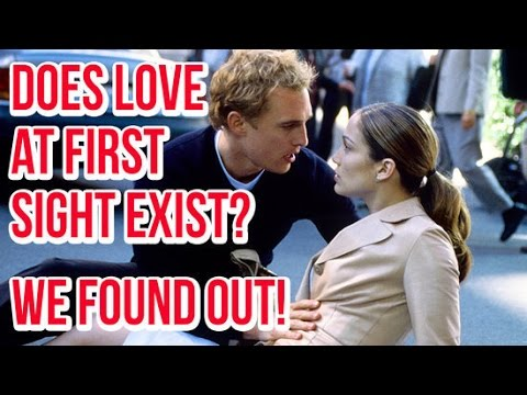 Does Love at First Sight Exist? We Found Out!