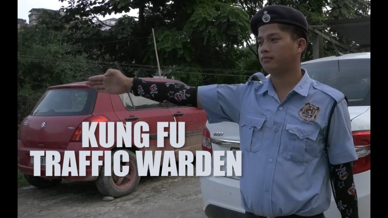 Download Pratibhaon Ka Udhay   Kung Fu Traffic Warden   Rakhe Takam  