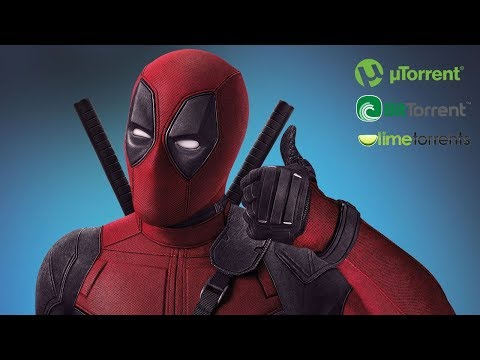How To Download Deadpool 2 Movie On LimeTorrent