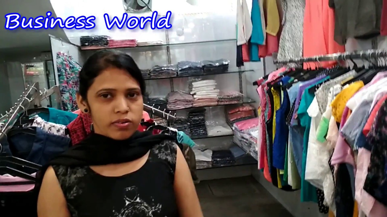 Export Surplus कपडों के wholesaler !! Western Cloth wholesale !! Girl Dress  Latest Collection !!