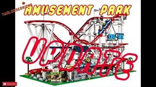 LEGO Amusement Park Update Sept 2018