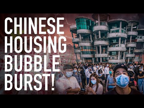 Chinese Housing Bubble Is About To Burst As Household Debt Soars To 9.7 Trillion