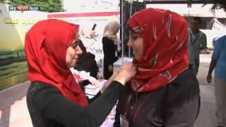 غزة.. حملات توعية بسرطان الثدي