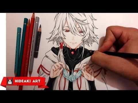 Speed Drawing Yaha-kui zaShunina || Seikaisuru Kado