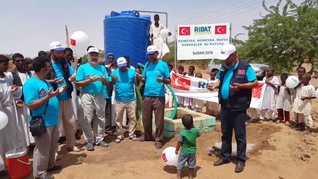Ribat eğitim vakfı / Üçüncü Su Kuyumuz Açıldı