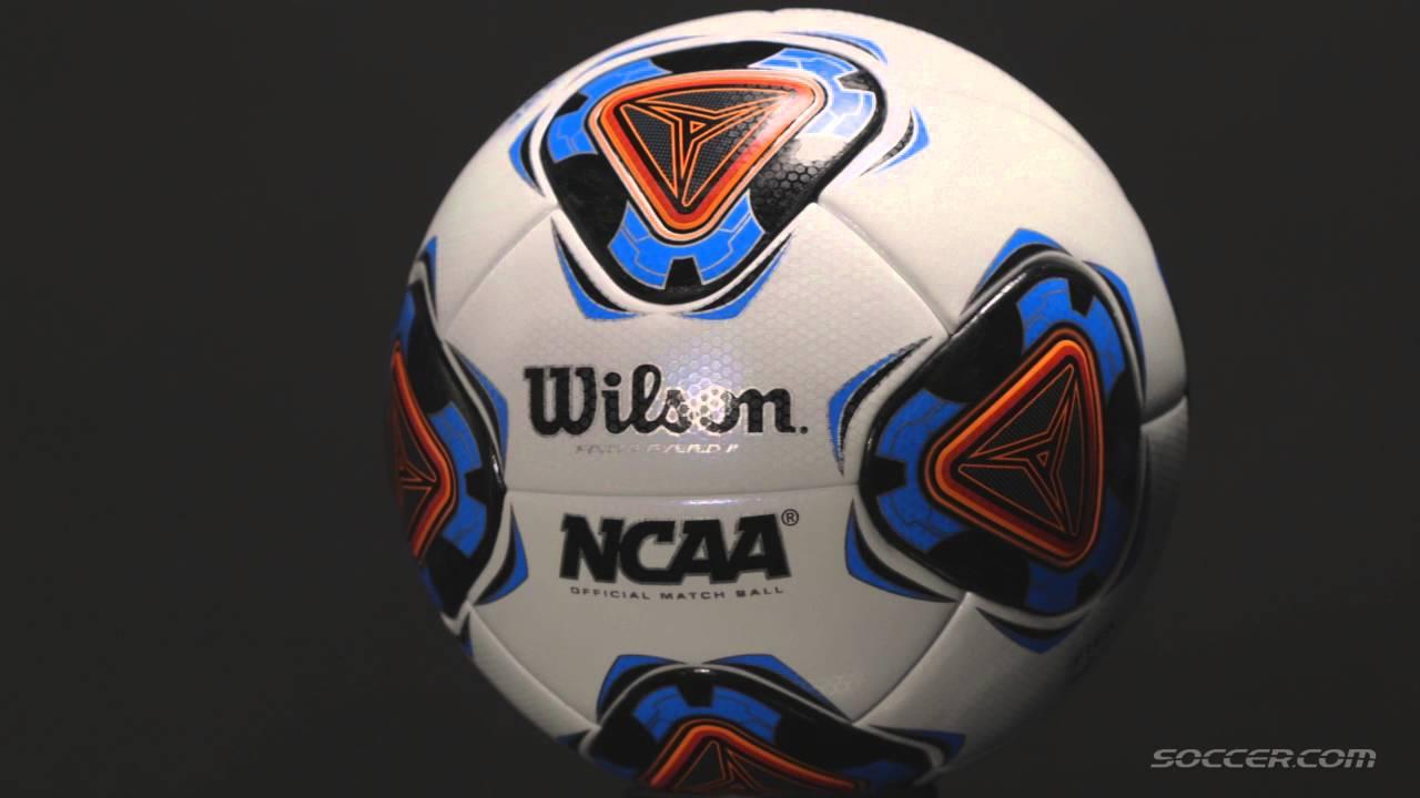 Wilson NCAA Forte Fybrid II - YouTube 3a0755c59