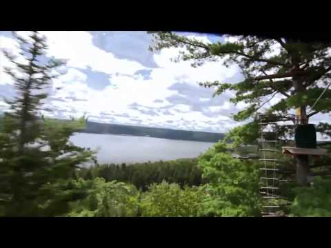 In the heart of  the Saguenay Fjord.mov