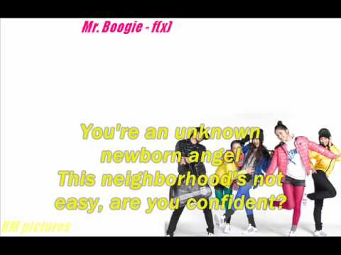 f(x) - Mr.Boogie [Eng Subbed] [Audio]