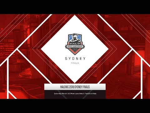HaloWC 2018 Sydney Finals – Day 2