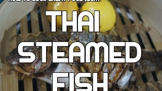 Thai Steamed Fish Recipe - Asian Tilapia Chili Soy Lemon Video