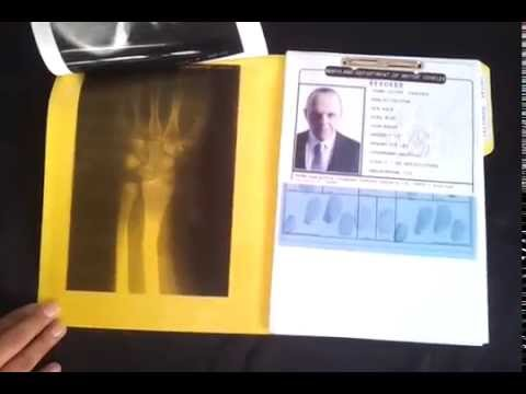 Dosier FBI Hannibal Lecter. 42 documentos