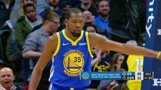 Golden State Warriors vs Denver Nuggets | January 15, 2019
