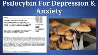 Psilocybin for Anxiety and Depression: What the Latest Research Shows