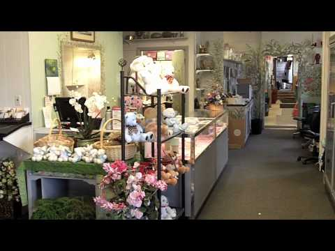 Third generation owner continues century-old family florist business
