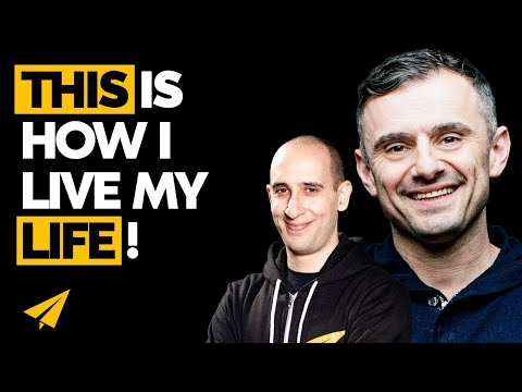 Gary Vaynerchuk Interview  (@garyvee) - Motivation, Hustle, Self-Awareness, Snapchat