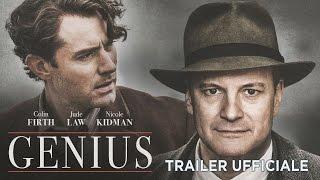 Genius (Colin Firth, Jude Law, Nicole Kidman) - Trailer italiano ufficiale [HD]