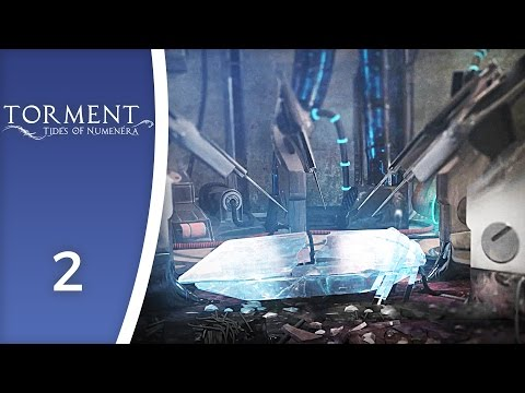 The resonance chamber will solve everything! - Let's Play Torment: Tides of Numenera #2
