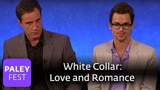 White Collar - Love and Romance (Paley Interview)