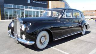 1960 Rolls Royce Phantom V Limousine w/ Body By James Young Start Up, Exhaust, and In Depth Tour