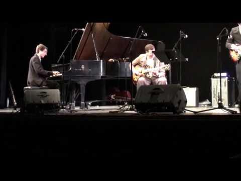 "Hartt School of Music Jazz Ensemble 5/5/17 ""On Green Dolphin Street"""