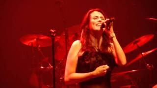 Within Temptation - Faster (NYC) 9/10/11