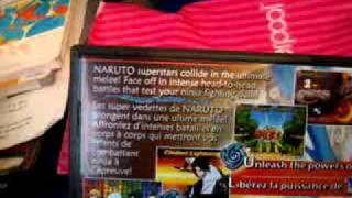 New game:Naruto Shippuden Shinobi Rumble!