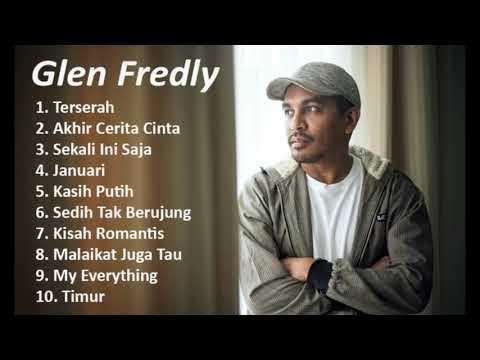 10 LAGU TERBAIK GLENN FREDLY (FULL ALBUM)