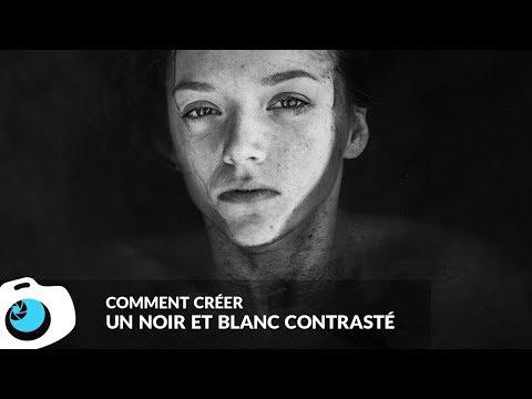 Photoshop, un noir et blanc contrasté - F/1.4 - S06E02