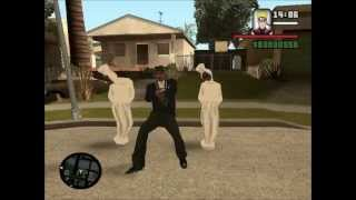Gangnam style gta sa Indonesia version