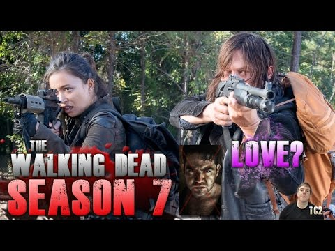 The Walking Dead Season 7 - Daryl and Rosita ❤? + STOP TALKING ABOUT MORALES!!!