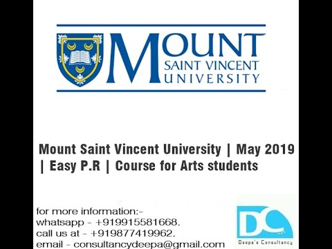 mount-saint-vincent-university-|-may-2019-|-easy-p.r-|-course-for-arts-students