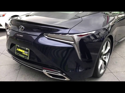Lexus LC500 Carbon package Sound
