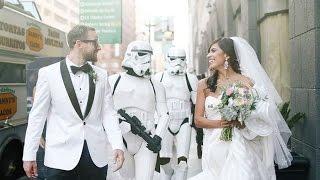 видео Оригинальные идеи для свадьбы